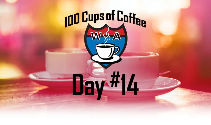 Cafe Columbia at Pybus Market Wenatchee, WA Day 14 of the 100 Cups of Coffee in 100 Days Project