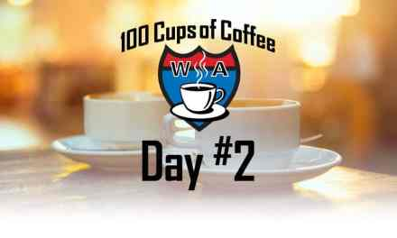 Tinderbox Coffee Roasters Aberdeen Washington Day 2 of the 100 Cups of Coffee in 100 Days Project