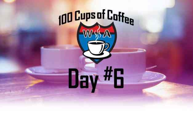 Bluebeard Coffee Roasters Tacoma, Washington Day 6 of the 100 Cups of Coffee in 100 Days Project
