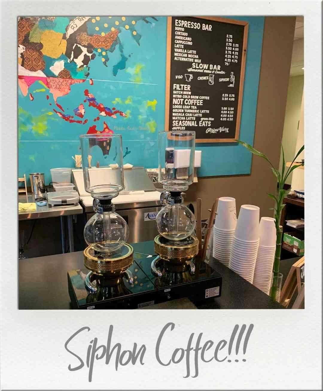 Kafiex Roasters Siphon Coffee Makers