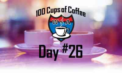 Blue Heron Bakery Olympia, Washington Day 26 of the 100 Cups of Coffee in 100 Days Project