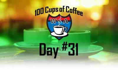 Urban City Coffee Mountlake Terrace, Washington Day 31 of the 100 Cups of Coffee in 100 Days Project