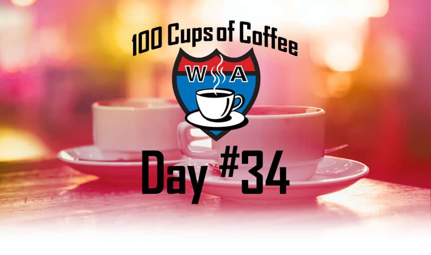The Bookery Ephrata, Washington Day 34 of The 100 Cups of Coffee in 100 Days Project