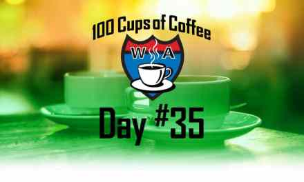 Caffe Ladro Lynnwood, Washington Day 35 of the 100 Cups of Coffee in 100 Days Project