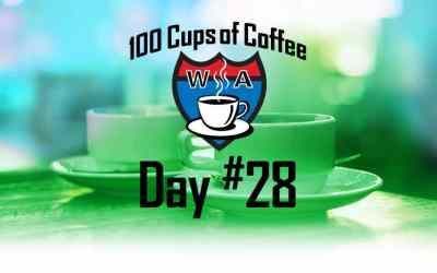 Free Bird Espresso Okanogan, Washington Day 28 of the 100 Cups of Coffee in 100 Days Project
