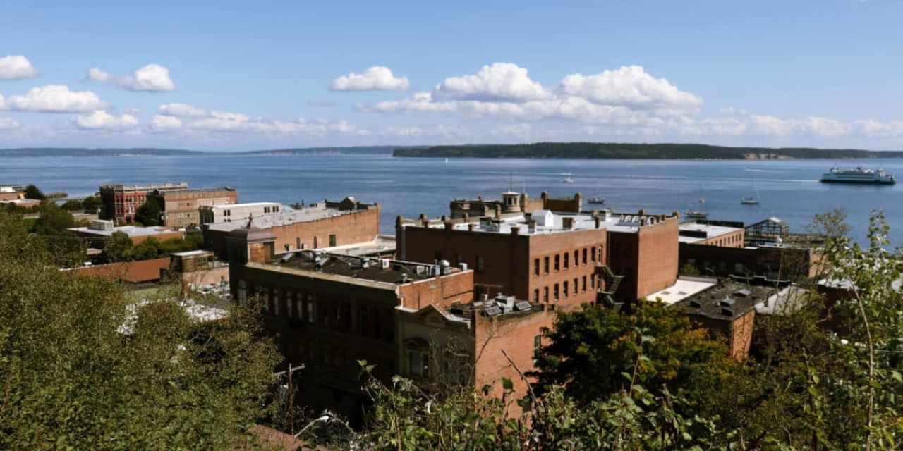 Spending a Day in Port Townsend