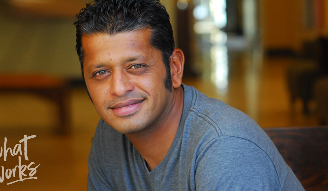 EP 149: Combining Creativity and Productivity To Do Great Work With Unmistakable Creative Host & Author Srinivas Rao