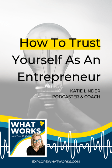 How to Trust Yourself As An Entrepreneur