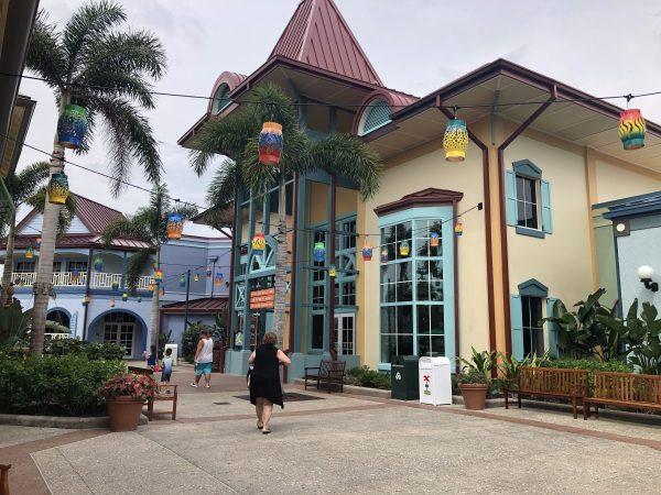 Old Port Royale at Disney's Caribbean Beach Resort
