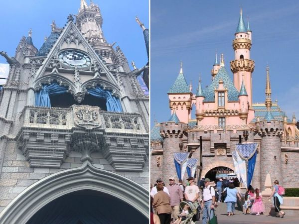 Walt Disney World vs Disneyland