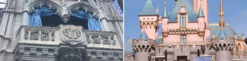 Walt Disney World vs Disneyland