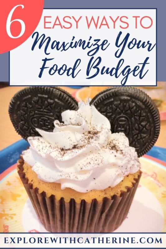 6 Easy Ways To Maximize Your Food Budget At Walt Disney World