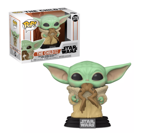 "The Child ""Baby Yoda"" Pop! Funko Figure"