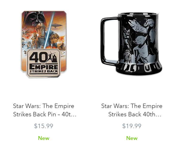 Star Wars May the 4th merch