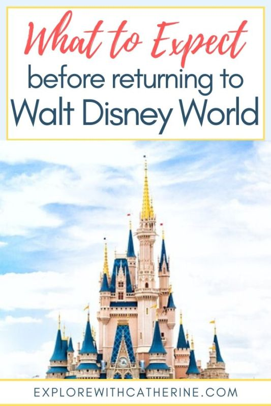 Walt Disney World Reopening: What To Expect Before Returning