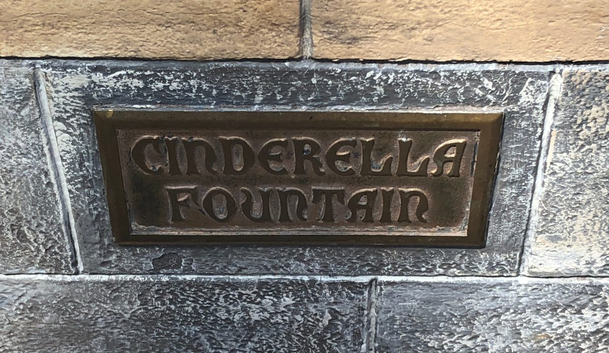 Cinderella Fountain 2