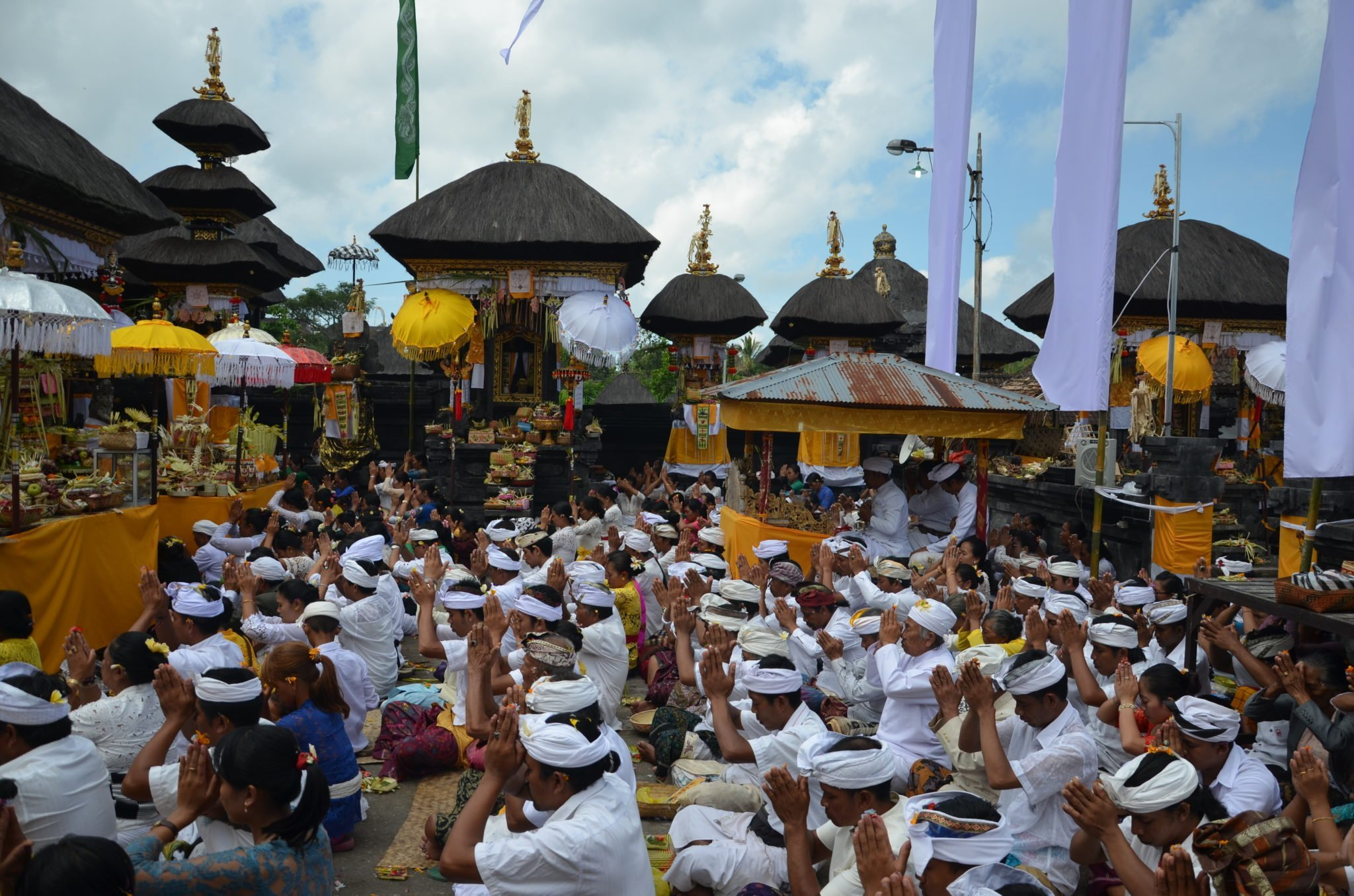 ceremony in Bali