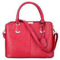 burgundy tote purse