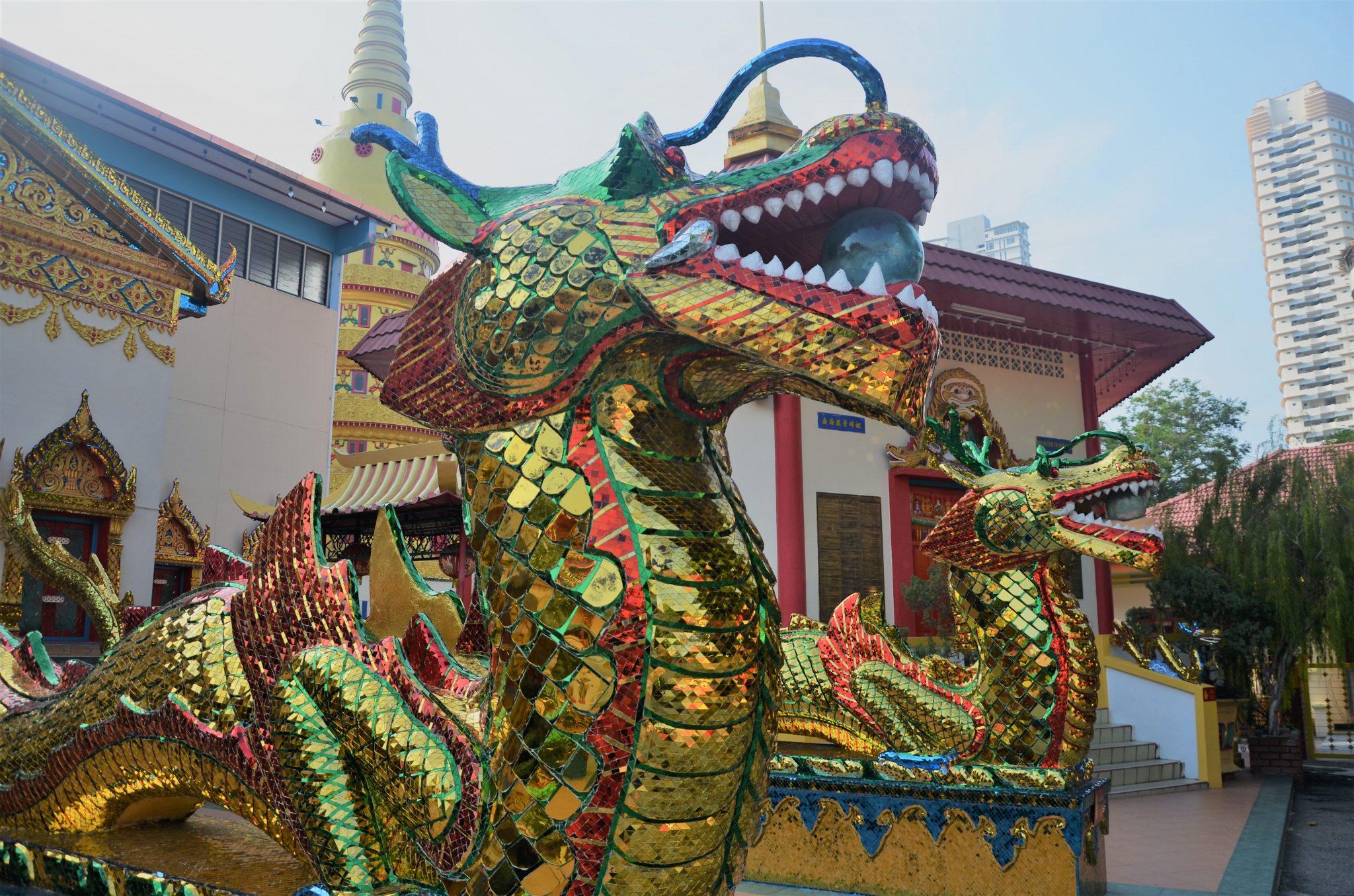 Best temples in Penang
