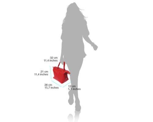 Italy Florence handbag size