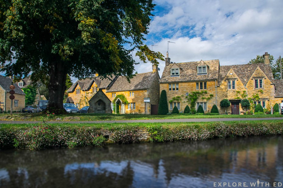Lower Slaughter, Prettiest villages in England