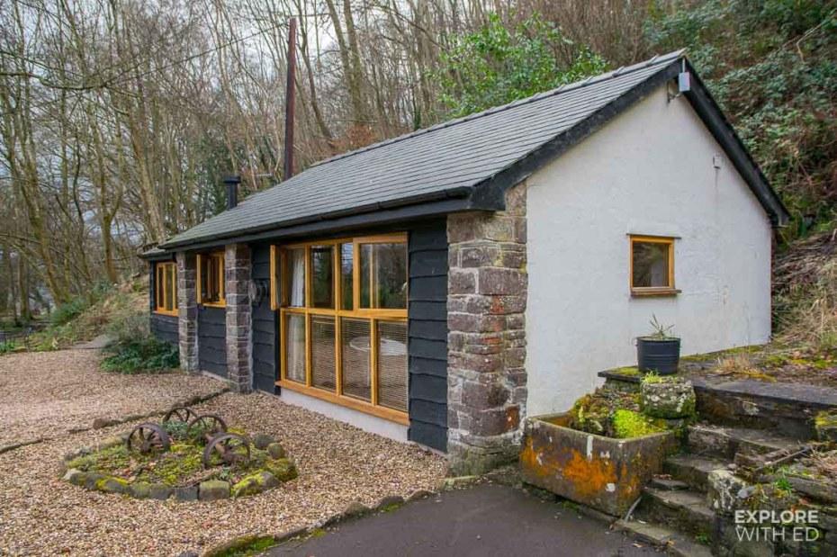 Incline cottage retreat in Llanfoist