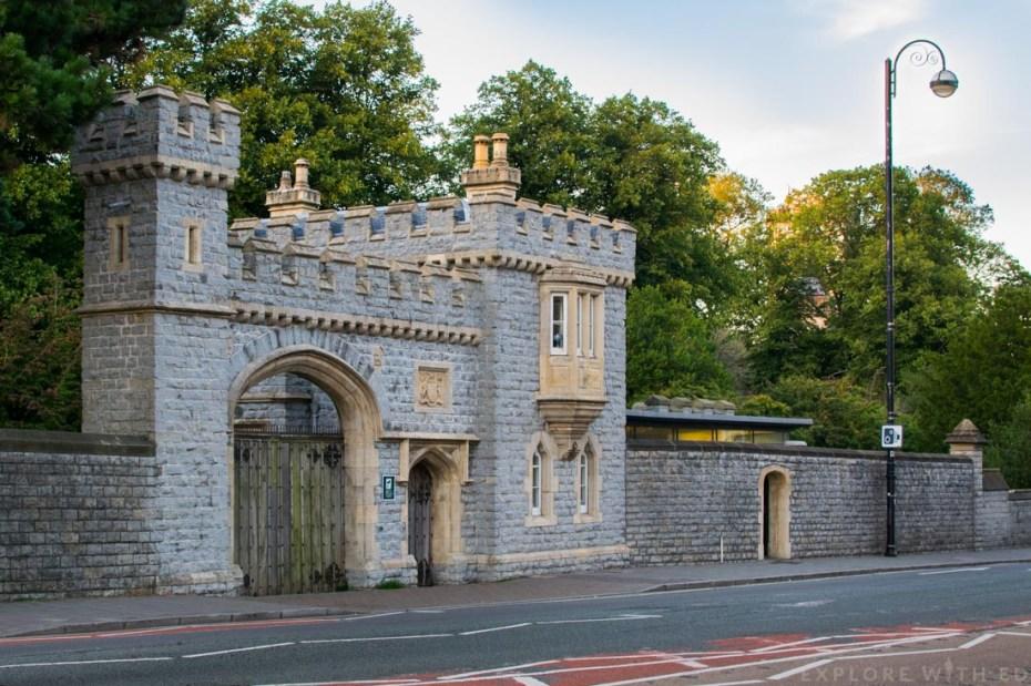 Pettigrew Tea Rooms exterior Cardiff