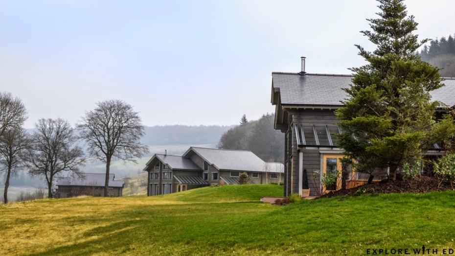 Hunter Lodges Celtic Manor