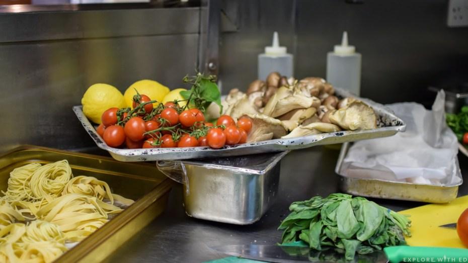 Jamie's Italian Masterclass, Cooking Pasta