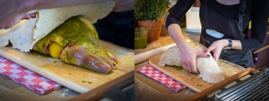 salt-baked crust lamb recipe