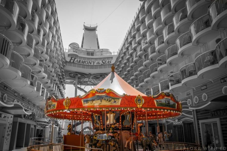 Carousel, Boardwalk, Harmony of the Seas