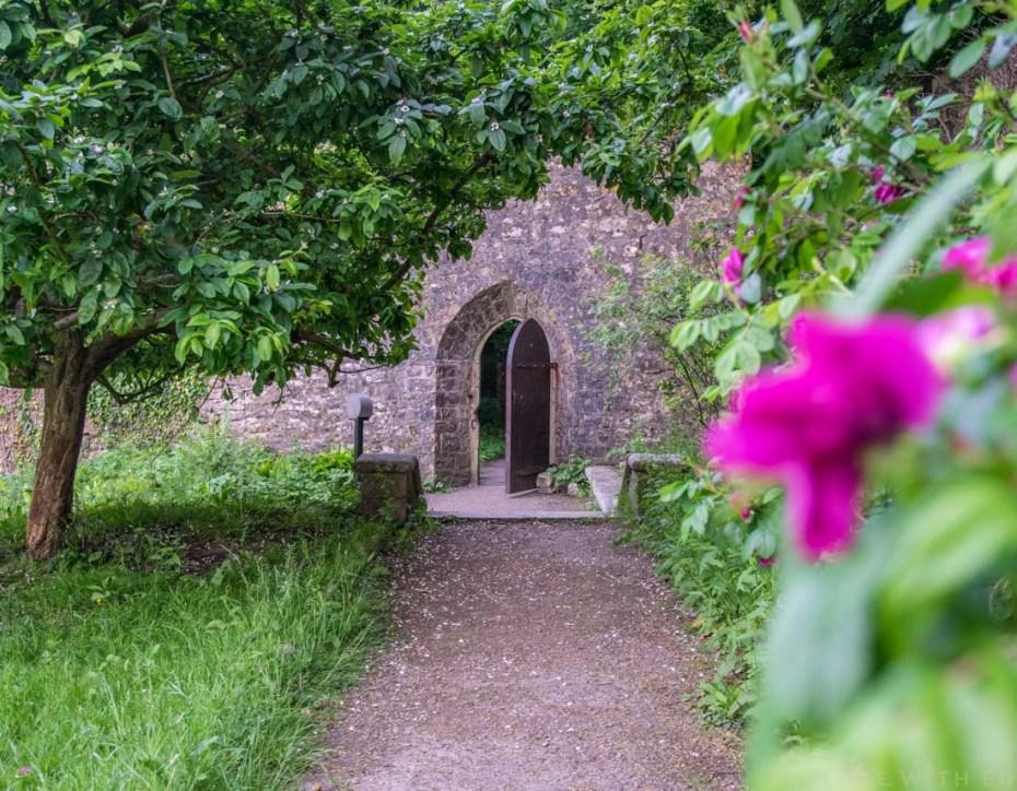 Dunraven Gardens, Historical gardens