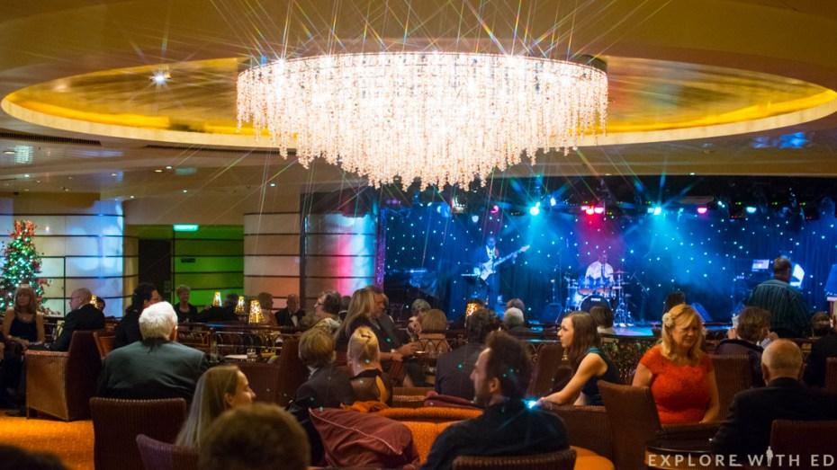P&O Cruises Ventura The Tamarind Club