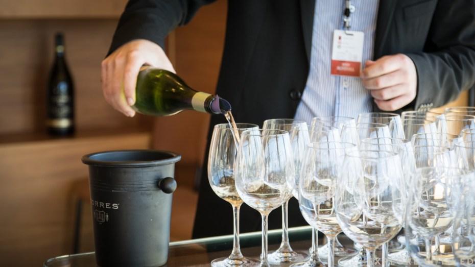Vina Esmerelda Wine, Wine Tasting