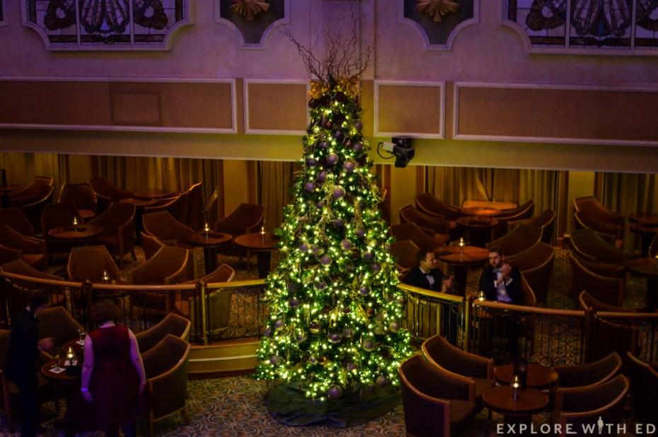 Christmas Cruise Queen Elizabeth, Cunard