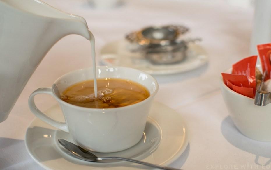 English Breakfast Tea, The Celtic Manor