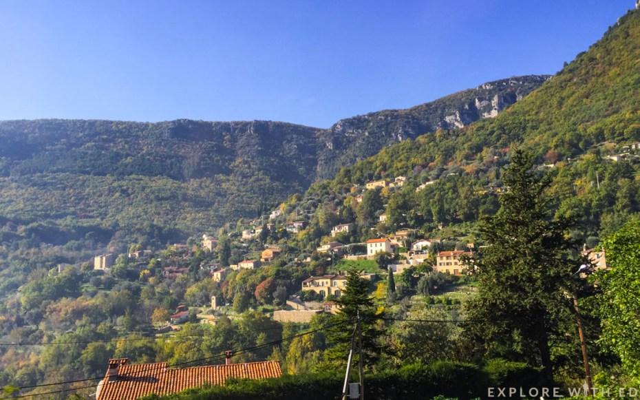Alpes-Maritimes Region in France, French Villas
