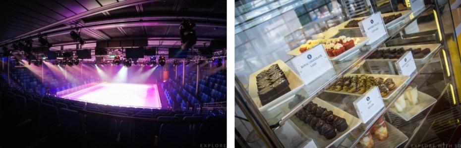 Ice Rink Studio B Harmony of the Seas
