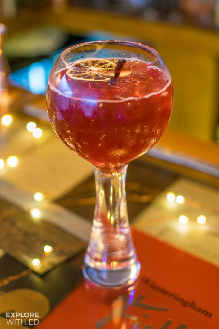 Cocktails at Thompson's Restaurant