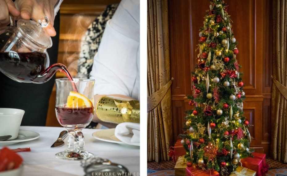 Mulled wine teapot, Christmas Tree