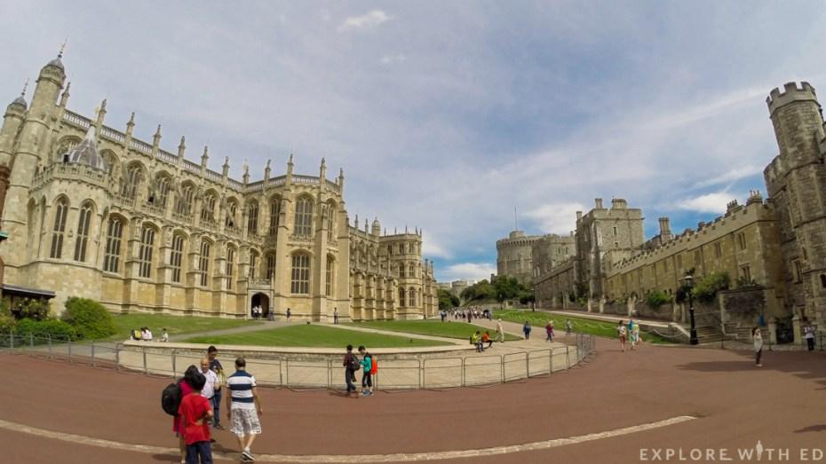 Windsor Castle Cathedral, Windsor