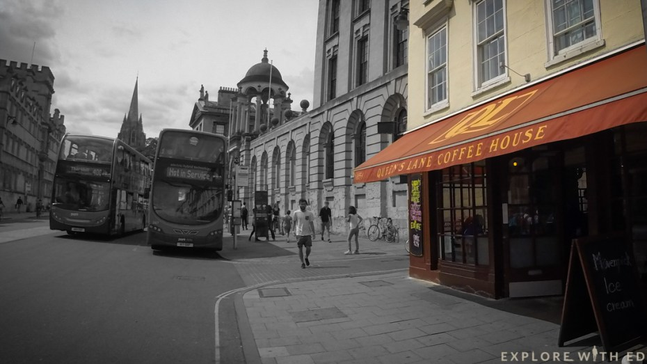 Queens Lane Coffee House, Oxford