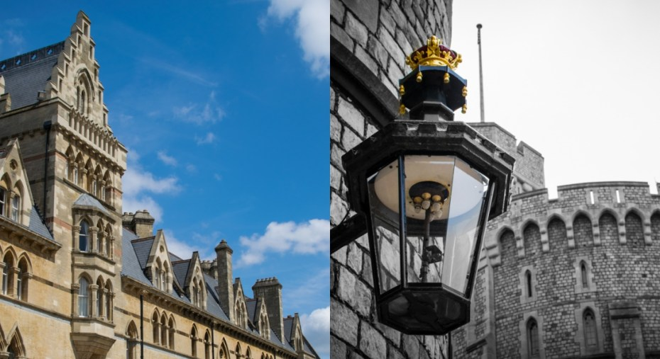 Christchurch College Oxford
