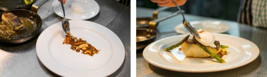 Coleg y Cymoedd NVQ cooking, Scholar Restaurant