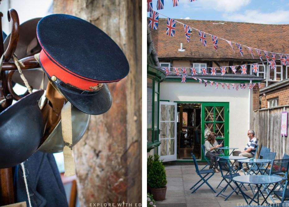 Stratford-Upon-Avon War-time Tea Room