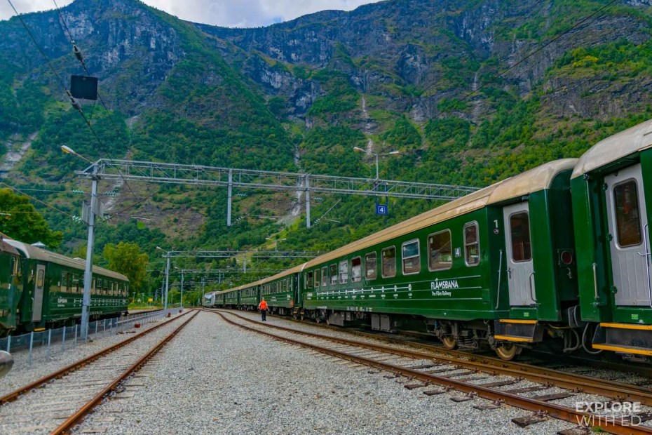 Flamsbana, The Flam Railways Excursion