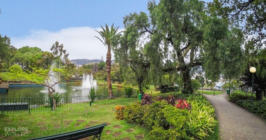 The best gardens in Funchal