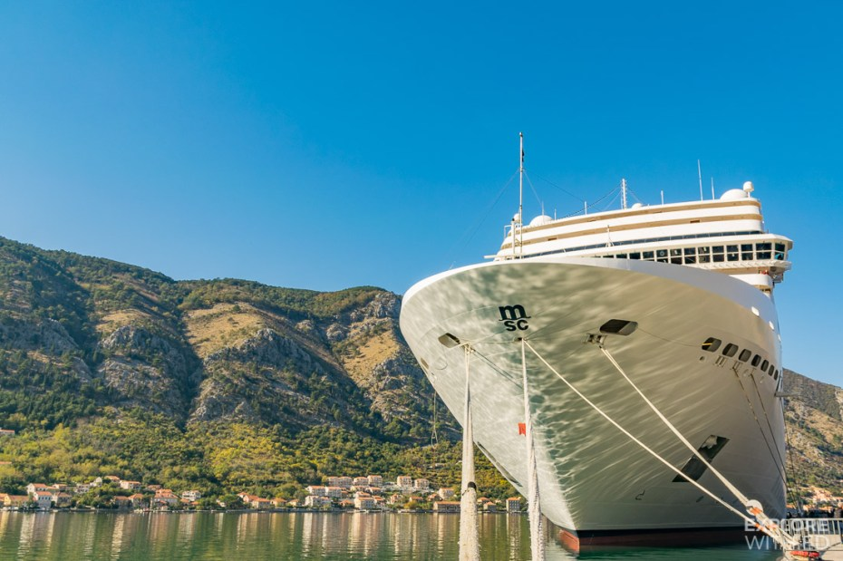 MSC cruises to Eastern Mediterranean and Balkans