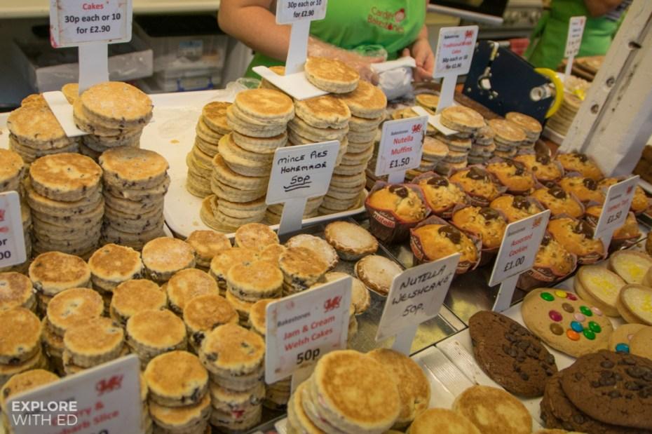 Cardiff Bakestones Indoor Market
