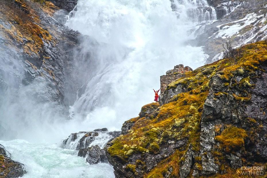 Flam Railway Adventure on a Norwegian Fjords Cruise